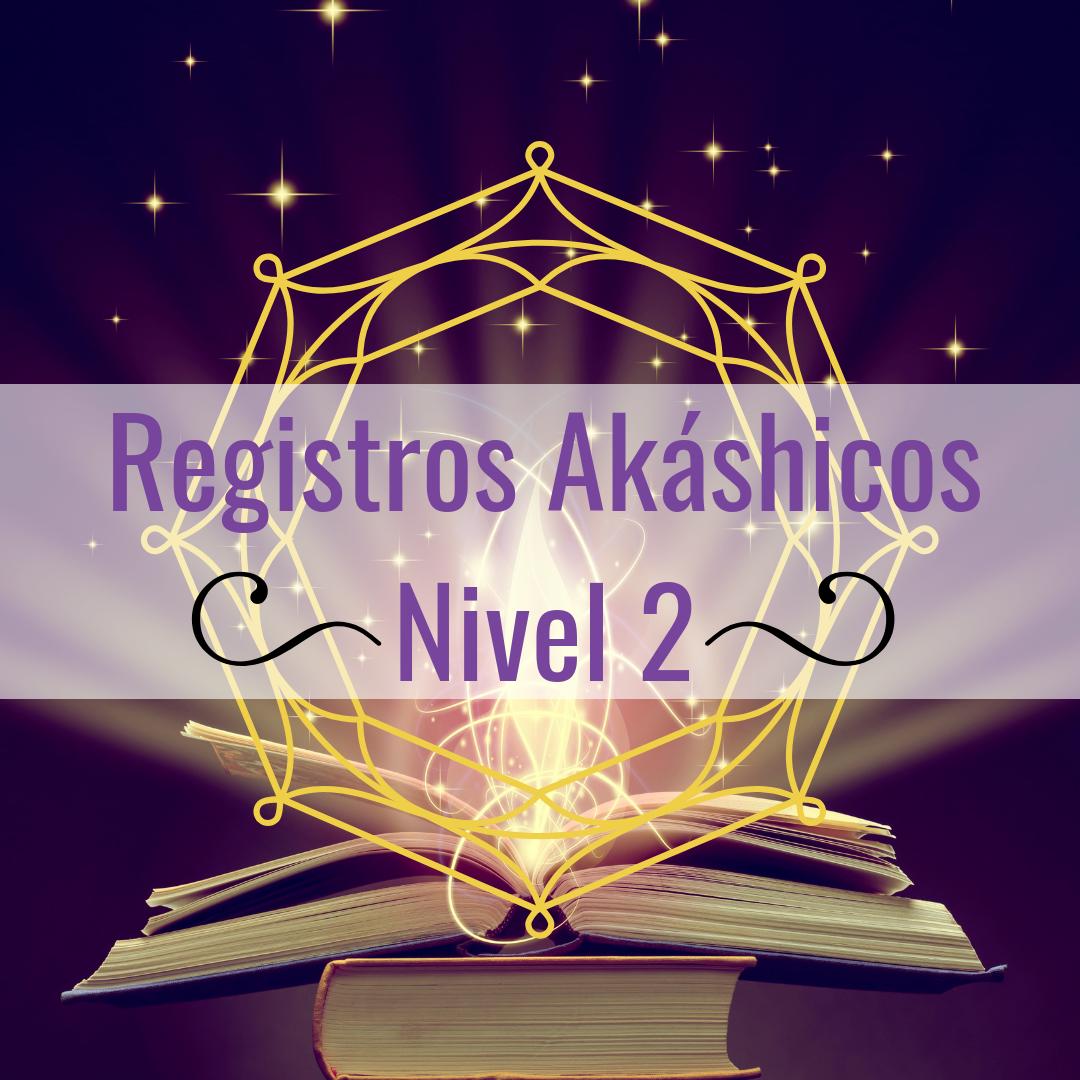 Curso: Registros Akáshicos Nivel II